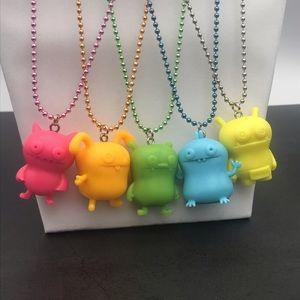 OOAK UglyDolls Character Necklaces! (B)